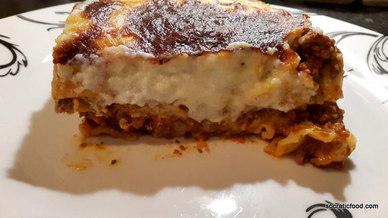 Creamy Original Lasagna