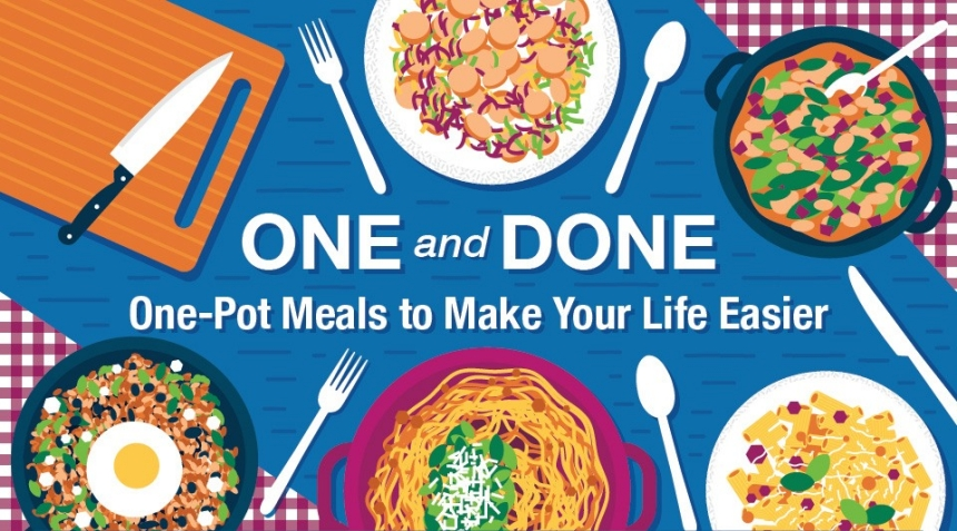 6 One-Pot Meals to Make Your Life Easier
