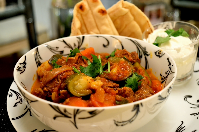Mouth-melting Lamb Tagine With a Handful of Spices