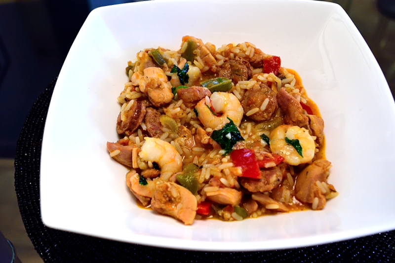 Southern jambalaya with chicken and sausages socraticfood southern jambalaya with chicken and sausages forumfinder Choice Image