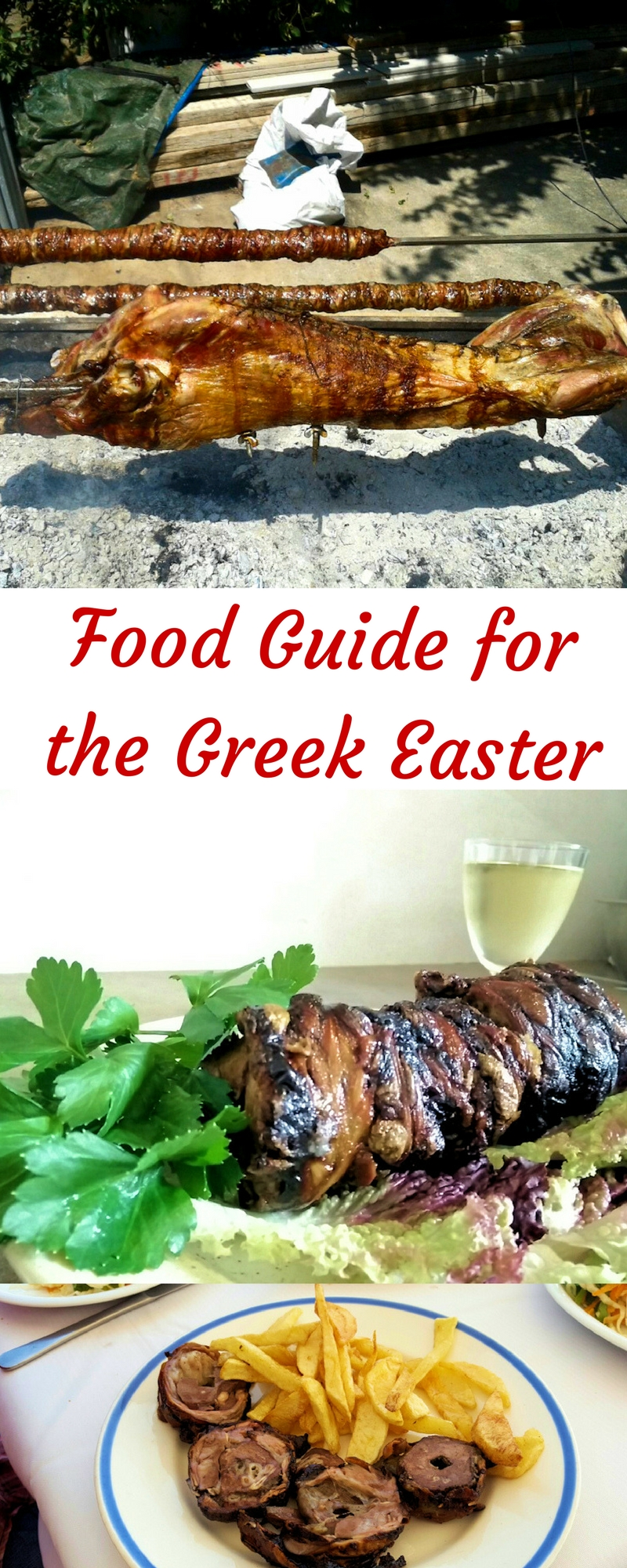 Food Guide for the Greek Orthodox Easter
