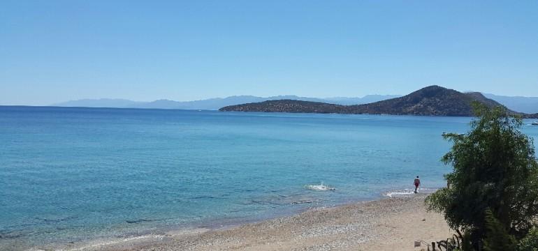 August in Greece