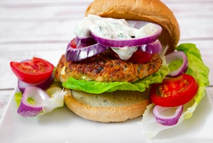 how to cook chicken burgers in the oven