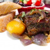 Greek Roasted Lamb with Potatoes (Kleftiko)