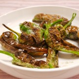 Spanish Fried Peppers (Pimientos de Padron)