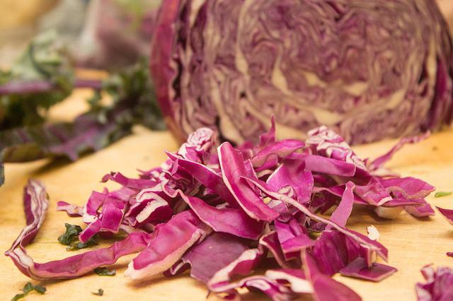 Red Cabbage healing smoothie